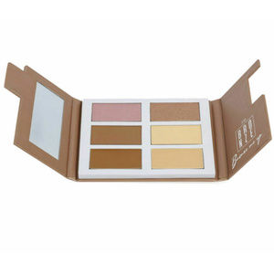 PS... Makeup - PS...Bronze Me Up Highlight + Contour Face Kit Set